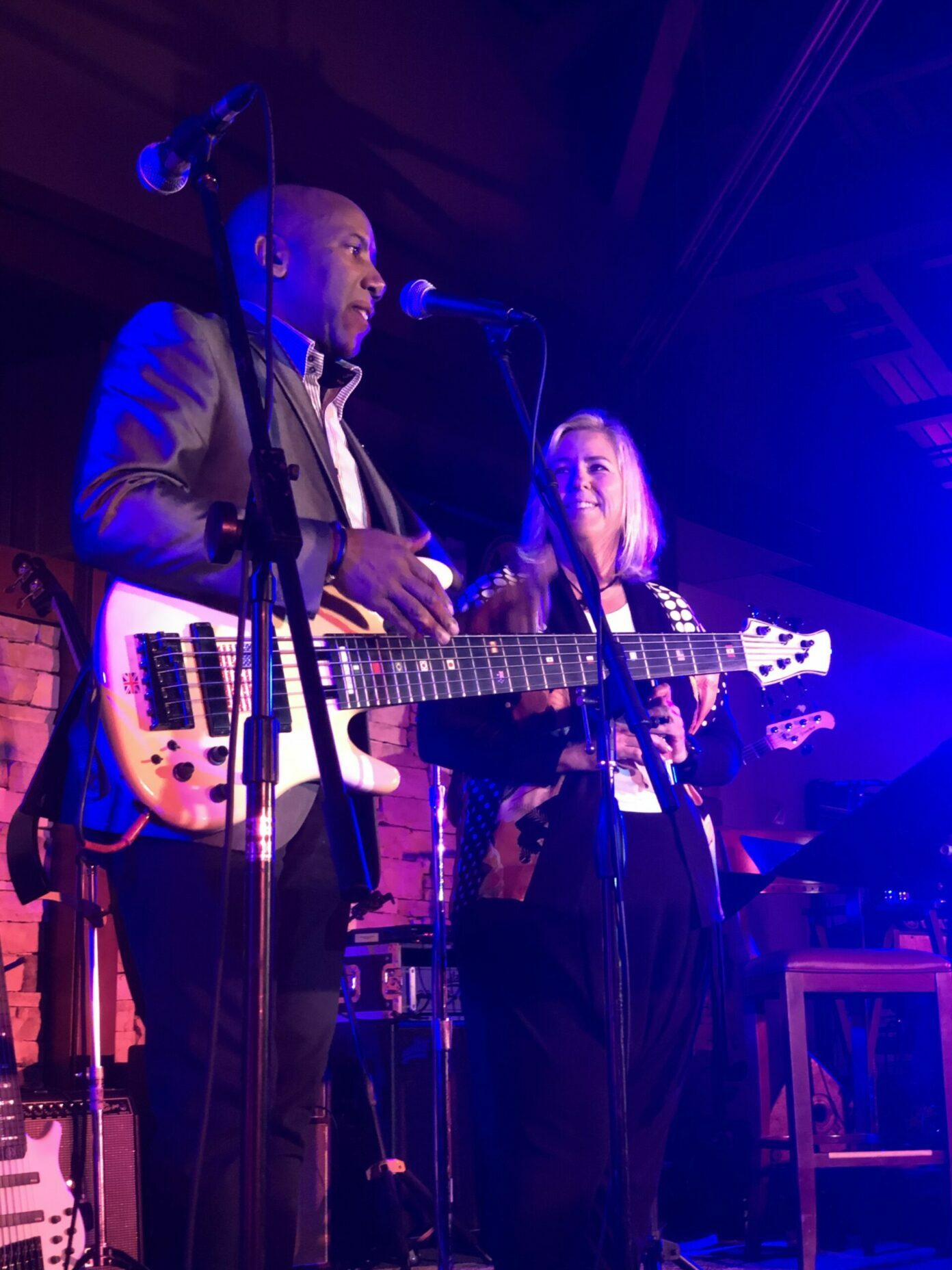 Nathan East & Sandy Shore