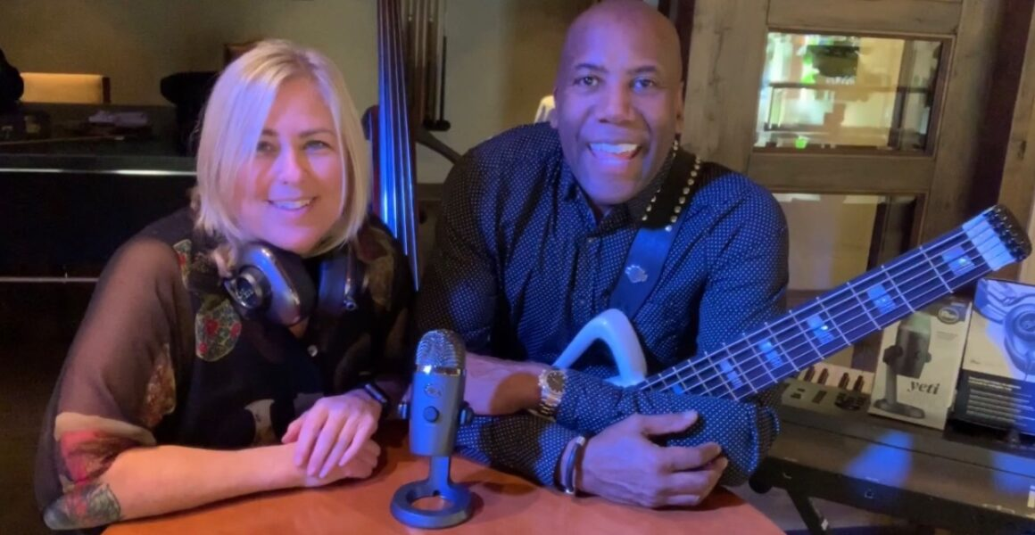 Sandy Shore & Nathan East