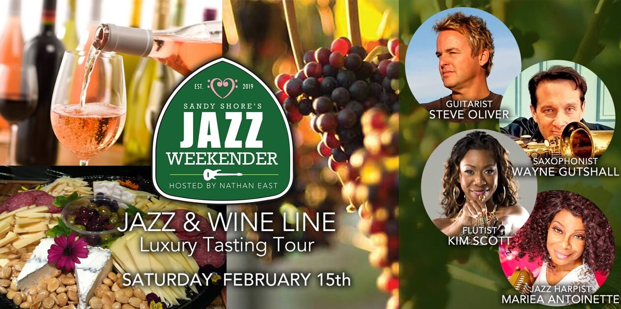 Jazz & Wine Line Excursion